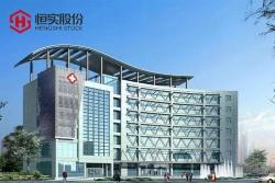 崇仁县人民医院住院部综合大楼